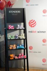 And the Red Dot design award goes to ... STENDERS soap clay!