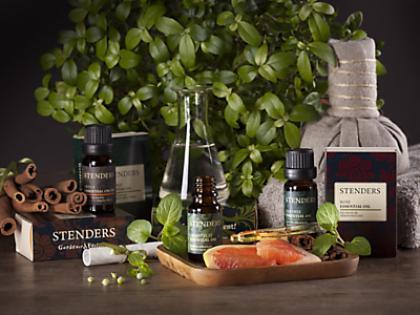 Эфирные масла Stenders фото