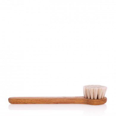 Bath brush (with long handle) image