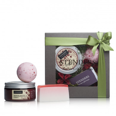 """Forest tales"" bath gift set image"