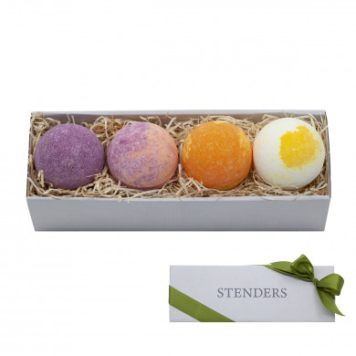 """Citrus Therapy"" Bath Bomb Set image"