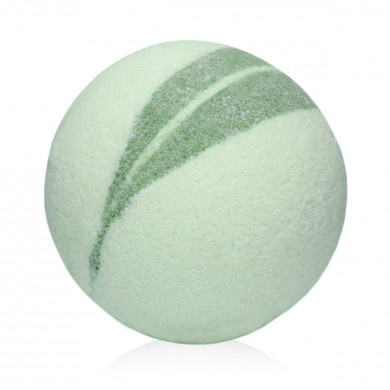 Birch-green tea bath bubble ball  image