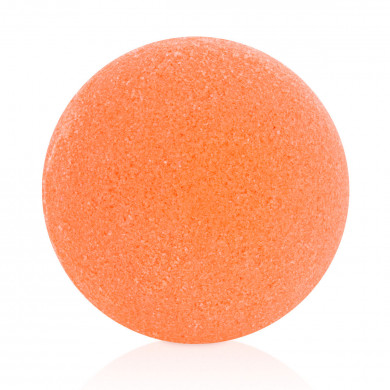 Grapefruit bath bubble-ball  image