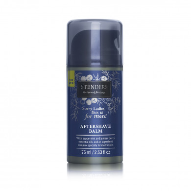 "Aftershave balm ""For men"" image"