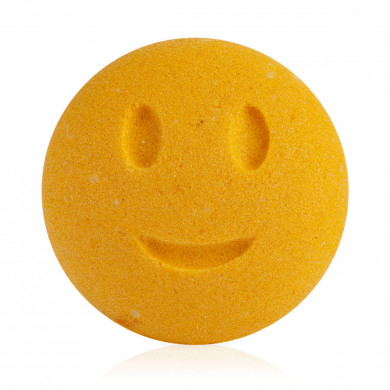 """Smiley Face"" Foaming Bath Bomb image"