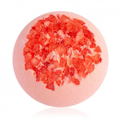 """Pink Champagne"" Foaming Bath Bomb image"