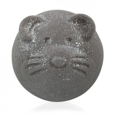 """Quiet as a mouse"" Foaming Bath Bomb image"