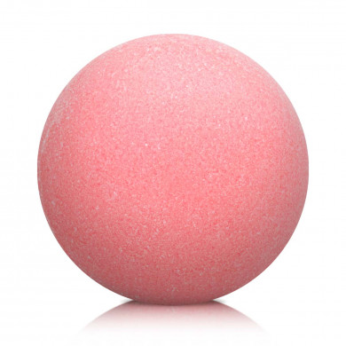 """Pink Grapefruit"" Foaming Bath Bomb  image"