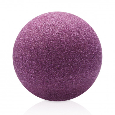 Blackcurrant sorbet bath bubble ball image
