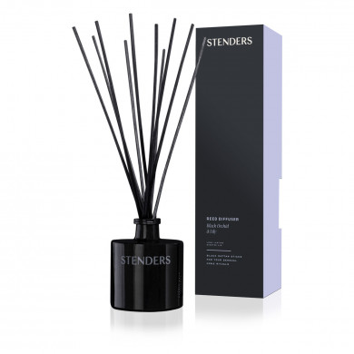 Black Orchid & Lily reed diffuser image