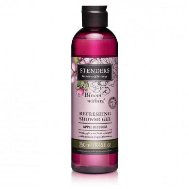 Apple blossom refreshing shower gel image