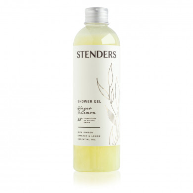 Ginger & Lemon Shower gel image