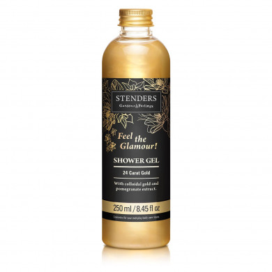 24 Carat Gold shower gel image