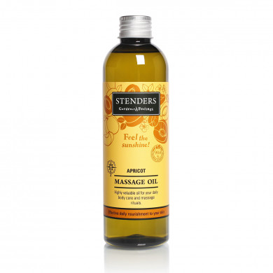 Apricot massage oil image