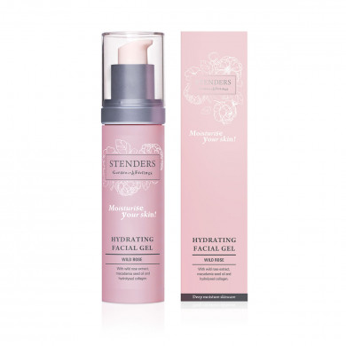 Wild Rose Hydrating Facial Gel  image