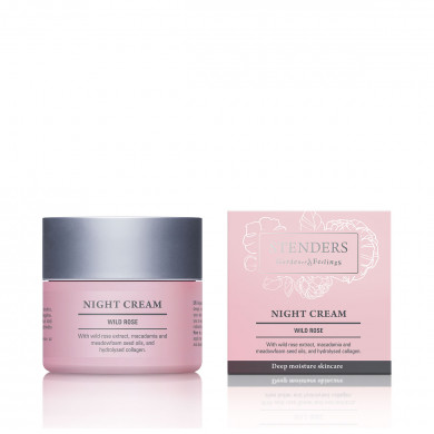 Wild Rose Night Cream  image