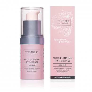 Wild Rose Moisturising Eye Cream  image