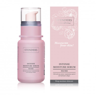 Wild Rose Intense Moisture Serum image