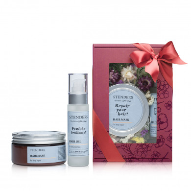 Beautiful hair sepcialists Gift Set image