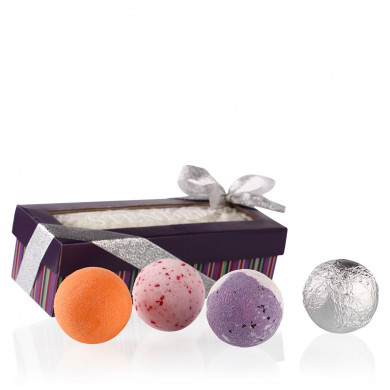 Happiness Is In The Bubbles Gift Set image