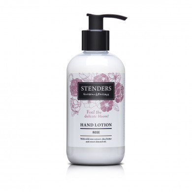 Rose hand lotion image