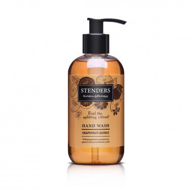 Grapefruit-quince hand wash