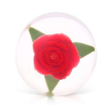 Red Ice Rose Soap image