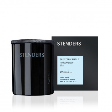 Mediterranean Blue scented candle image
