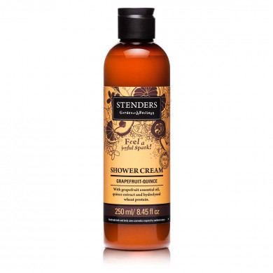 Grapefruit-quince shower cream   image