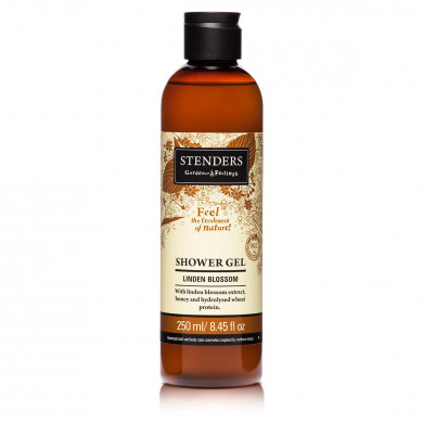 Linden blossom shower gel image
