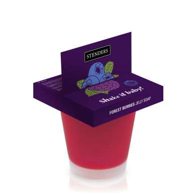 "Wild berry jelly soap ""Shake it baby""! image"