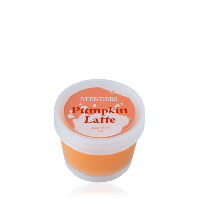 """""""Pumpkin Latte"""" hand and body jelly soap image"""