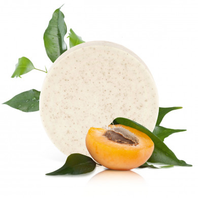 Apricot Exfoliating Soap image