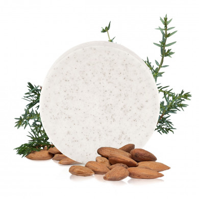 Almond Exfoliating Soap  image