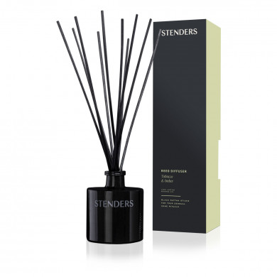 Tobacco & Amber reed diffuser image