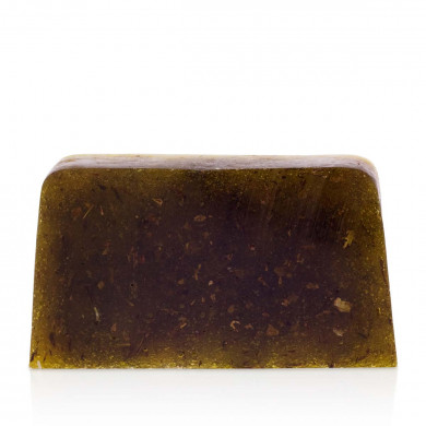 Peppermint-eucalyptus soap image