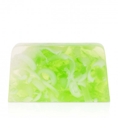 Lily of the valley soap image