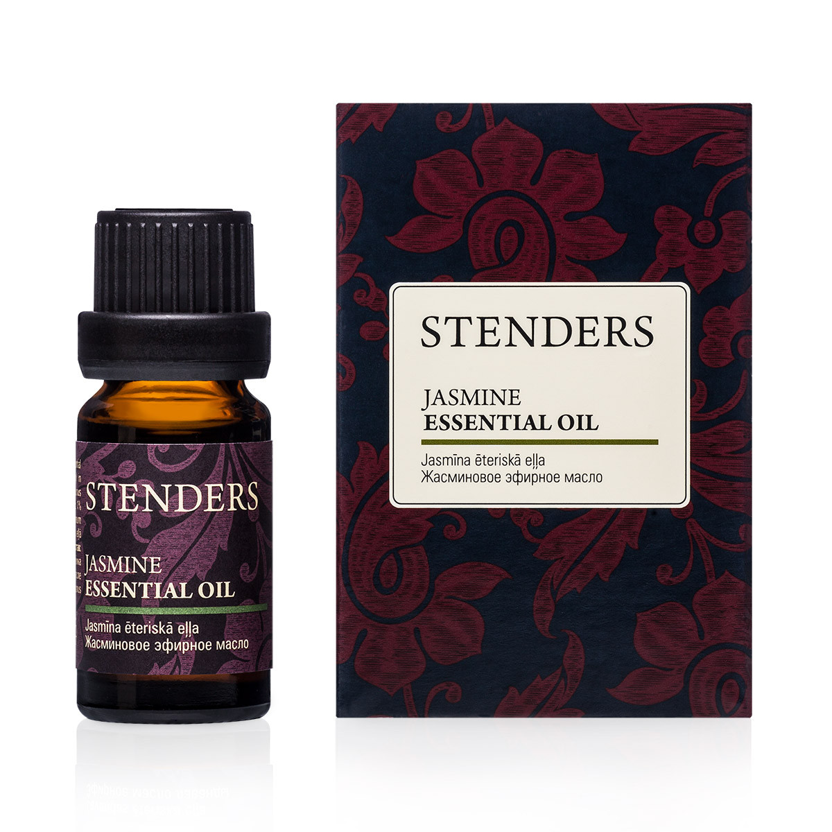Stenders Bath And Body Care Cosmetics Essential Oil Jasmine For