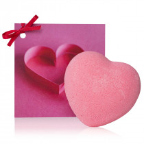 "Foaming Bath Bomb ""Sweetheart"""