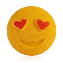 """Heart Face"" Foaming Bath Bomb"