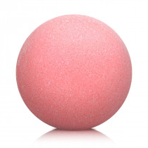 "Foaming bath bomb ""Pink Grapefruit"""