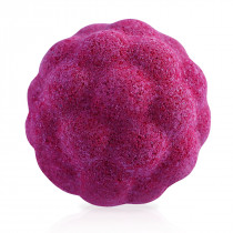 ''Super Berry Super Powers'' Foaming Bath Bomb