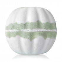 """I Believe in Happy Endings"" Milky Bath Bomb"