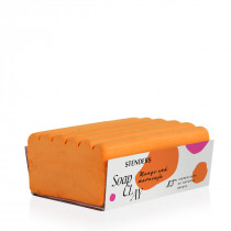 """Mango - passion fruit"" hand and body soap clay"