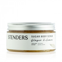 Ginger & Lemon Sugar Body Scrub