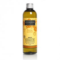 Apricot massage oil