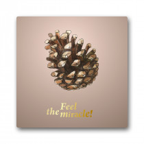Forest Miracle Greeting Card