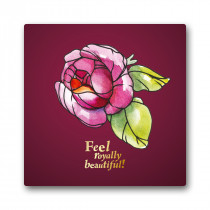 Royal Rose Greeting Card