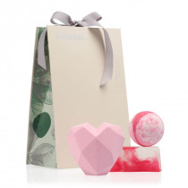 """Tropical love"" gift set"