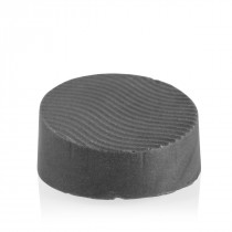 Solid shampoo bar Stimulating Black